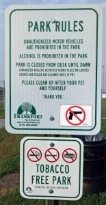park-rules