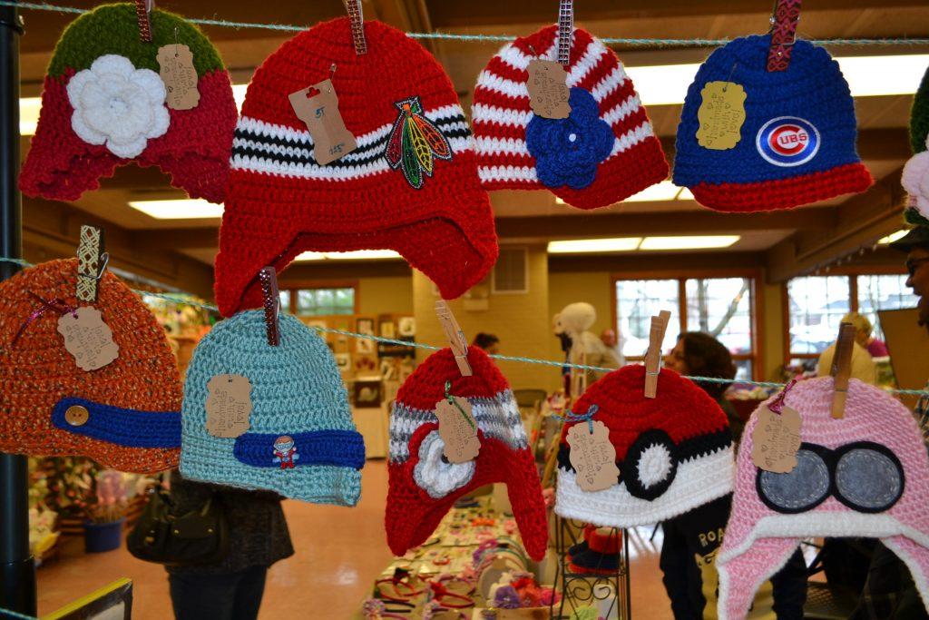 Oak Park High School Craft Fair